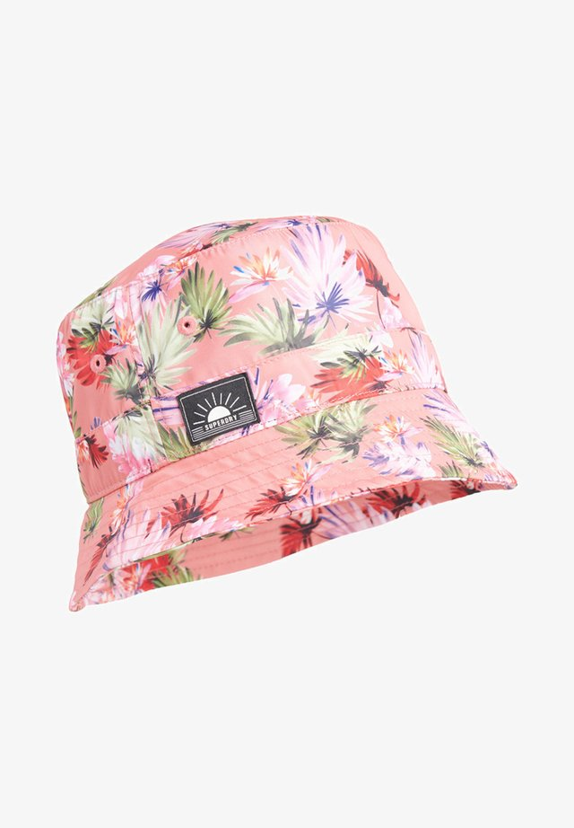 Chapeau - brushed pink palm