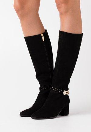 MID LOCK BLVD - Boots - black
