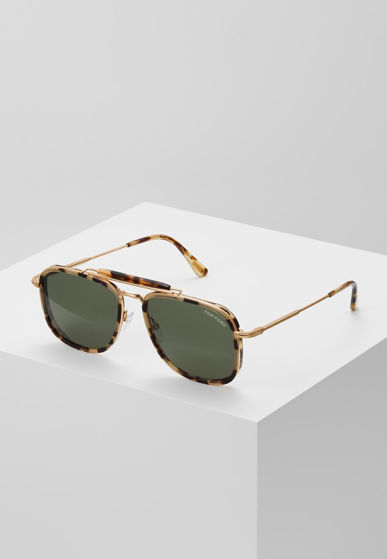 2013 Outlet Tom Ford Sunglasses - tort/green | men's accessories 2020 7x5q6