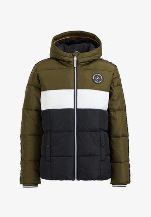 JONGENS - Winter jacket - army green