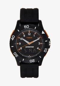 Timex - EXPEDITION KATMAI COMBO 40 mm - Zegarek - all black - 1