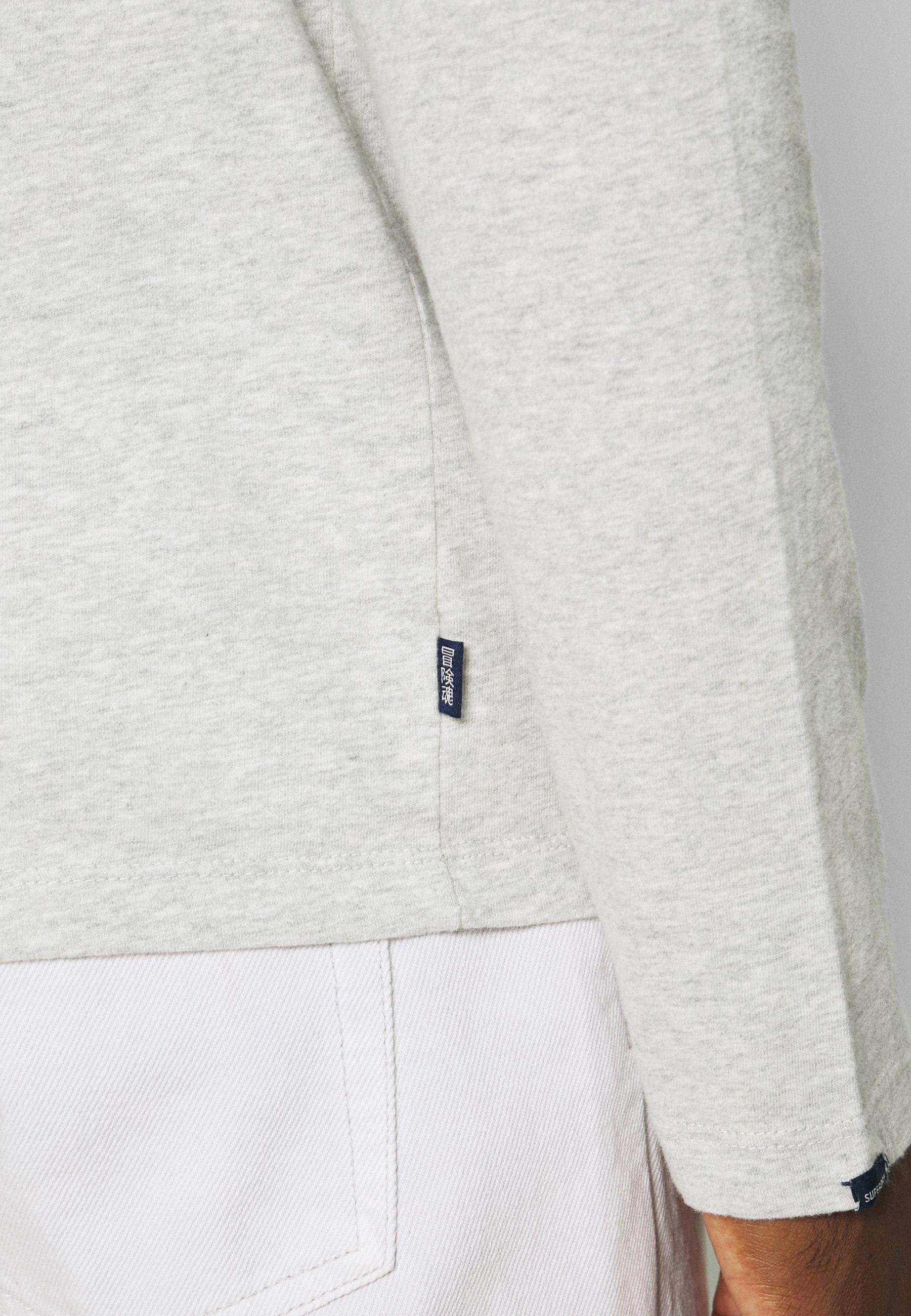 Uomo VINTAGE LOGO - Maglietta a manica lunga