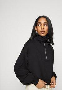 ONLY - ONLARDEN  - Sweatshirt - black - 0