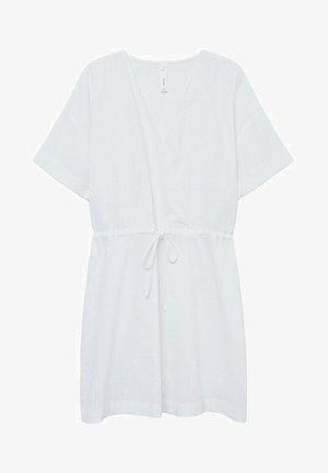 SUKIENKA - Denní šaty - biały
