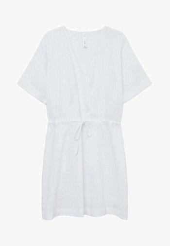 SUKIENKA - Day dress - biały
