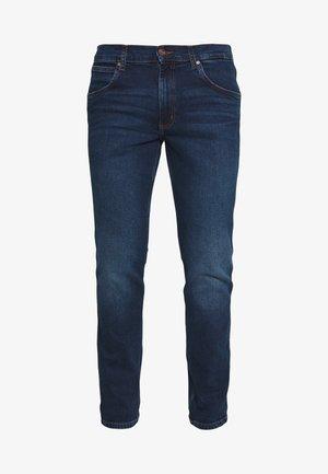 GREENSBORO - Straight leg jeans - blue goods