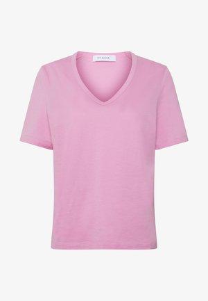 NUDMEG - Basic T-shirt - blush