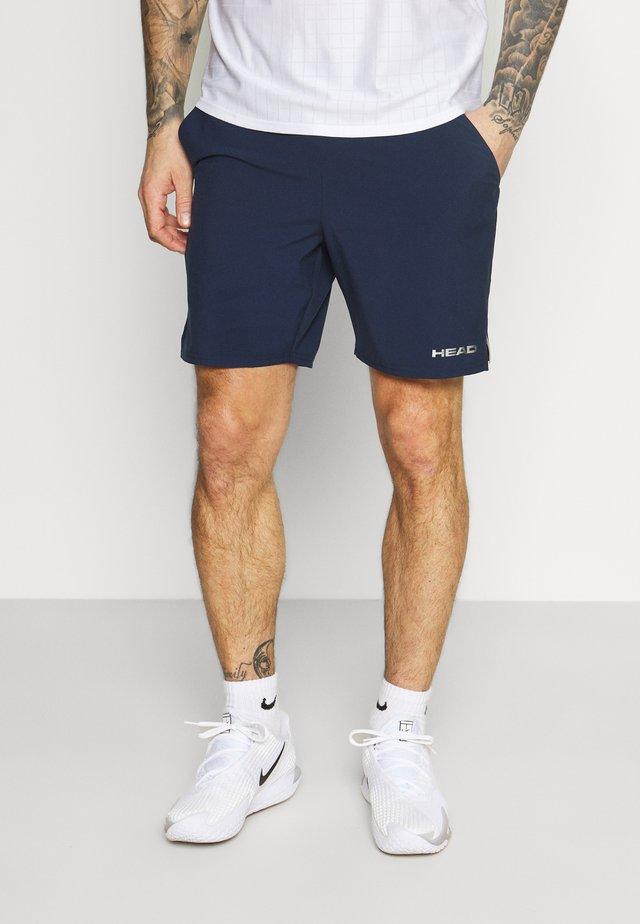 PERF SHORTS - Pantaloncini sportivi - dress blue