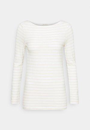 LONG SLEEVE - Topper langermet - multicolor/paper white