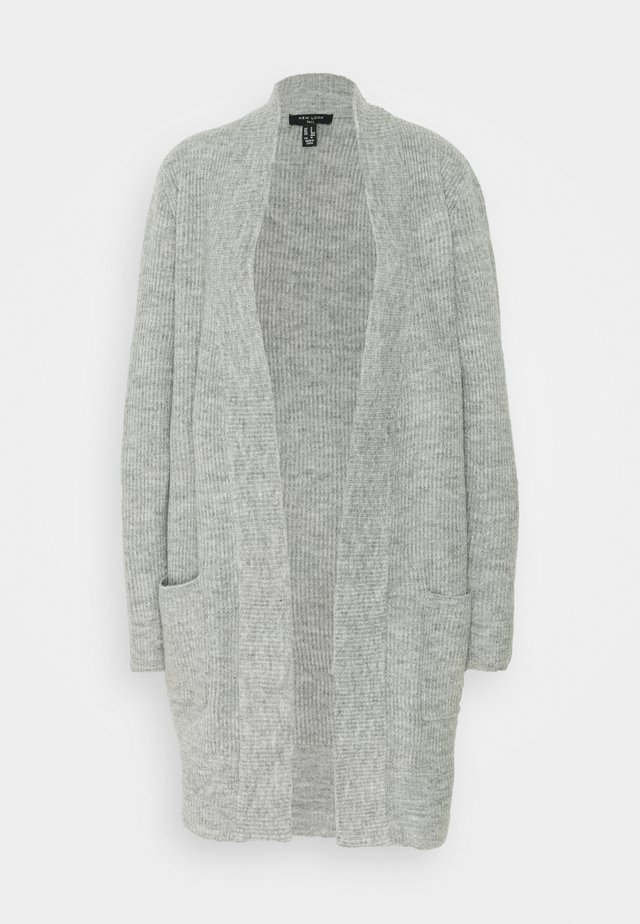 Cardigan - light grey