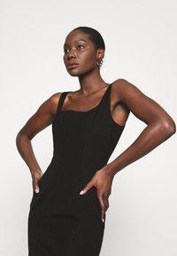 Banana Republic - NECK SHEATH SOLID - Day dress - black - 3