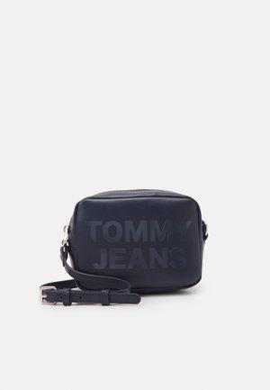 CAMERA BAG - Taška spříčným popruhem - blue