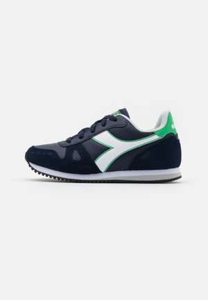 SIMPLE RUN UNISEX - Sports shoes - blue corsair/white