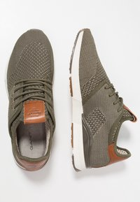 GANT - ATLANTA - Trainers - khaki green - 1