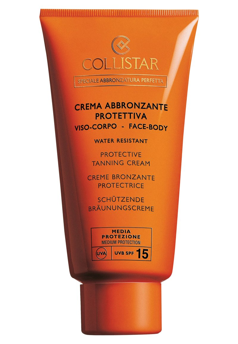Collistar - PROTECTIVE TANNING CREAM SPF 15 - Sun protection - -