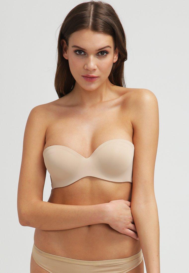 Etam - LOVELY PURE FIT - Multiway / Strapless bra - natural