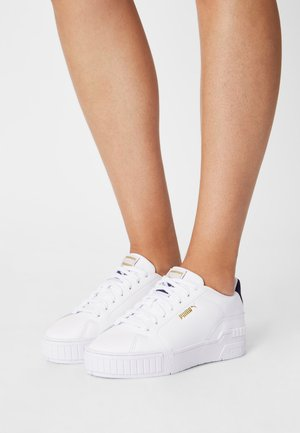 CALI SPORT CLEAN SD WOMEN'S - Sneakers basse - white/peacoat