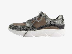 MODISCHER -MIX, WOL - Sneakers laag - grau