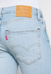 Levi's® - SKINNY TAPER - Jeans Skinny Fit - light-blue denim - 3