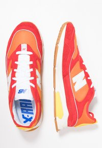 New Balance - MSXRC - Trainers - red/yellow - 2