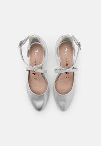 Tamaris - Classic heels - silver - 5