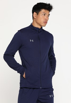 CHALLENGER KNIT WARM-UP - Tracksuit - midnight navy/graphite