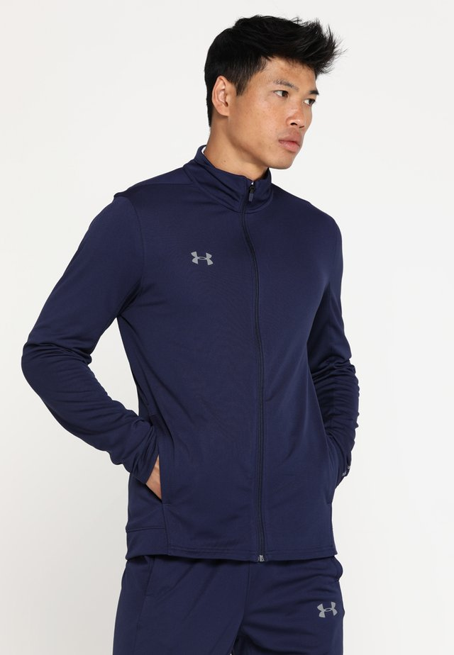 CHALLENGER KNIT WARM-UP - Dres - midnight navy/graphite