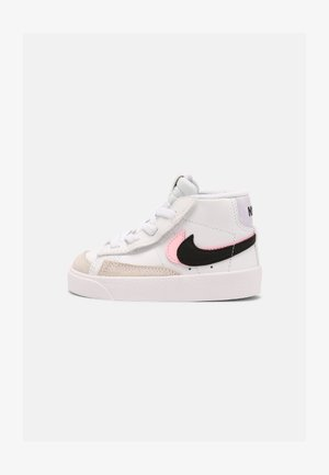 BLAZER MID '77 - Sneakers hoog - white/black/arctic punch