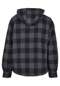 Brandit - LUMBER - Light jacket - black/grey - 7