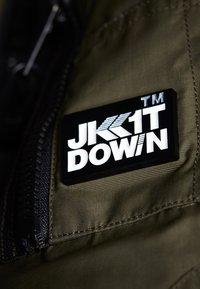 JACK1T - MOUNTAIN  - Gewatteerde jas - khaki - 6