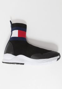 Tommy Hilfiger - UNISEX - High-top trainers - black - 1