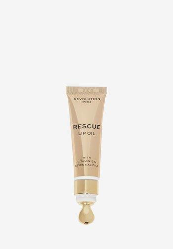 RESCUE LIP OIL - Lip balm - -