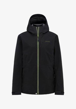 EXCITE - Snowboard jacket - black