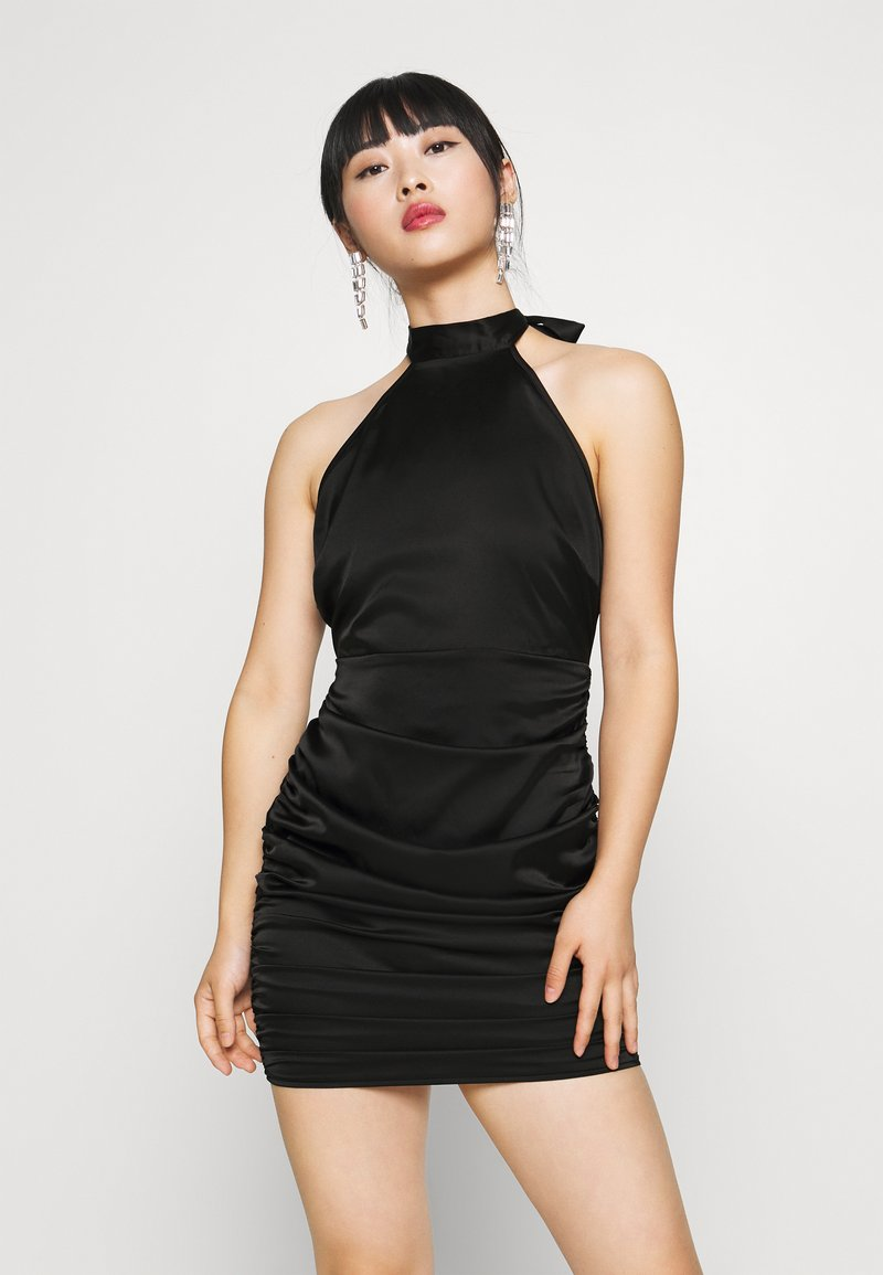 Missguided Petite - Cocktail dress / Party dress - black