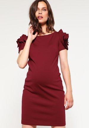 SALISBURGO           - Jersey dress - strawberry