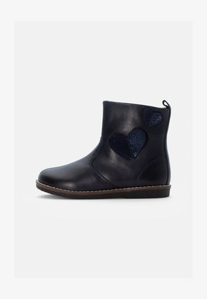 BOOTIES - Classic ankle boots - dark blue