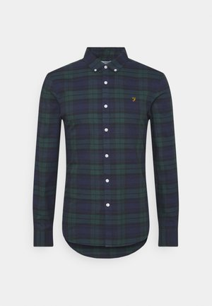 BREWER CHECK - Chemise - woodland pine