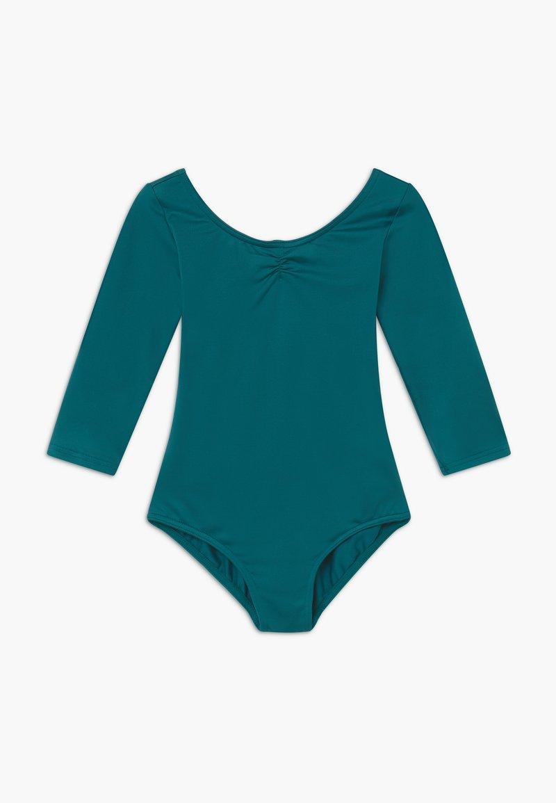 Capezio - BALLET LEOTARD - trikot na gymnastiku - teal