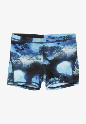 NORTON - Swimming trunks - blue