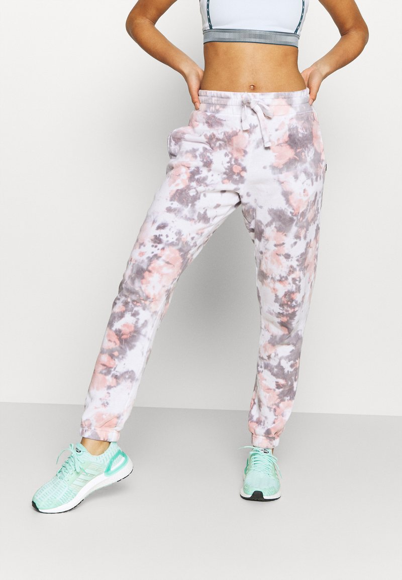 Cotton On Body - LIFESTYLE GYM TRACKPANT - Tracksuit bottoms - apricot