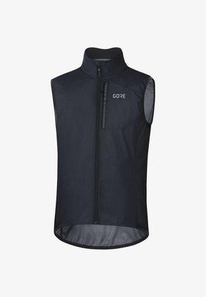 SPIRIT - Waistcoat - schwarz