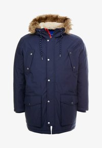 Jack & Jones - JOREXPLORE JACKET  - Parka - navy blazer - 5