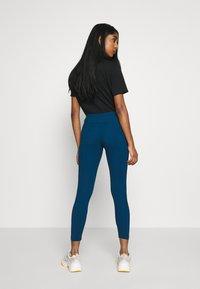 Nike Sportswear - Legging - valerian blue/ice silver - 2