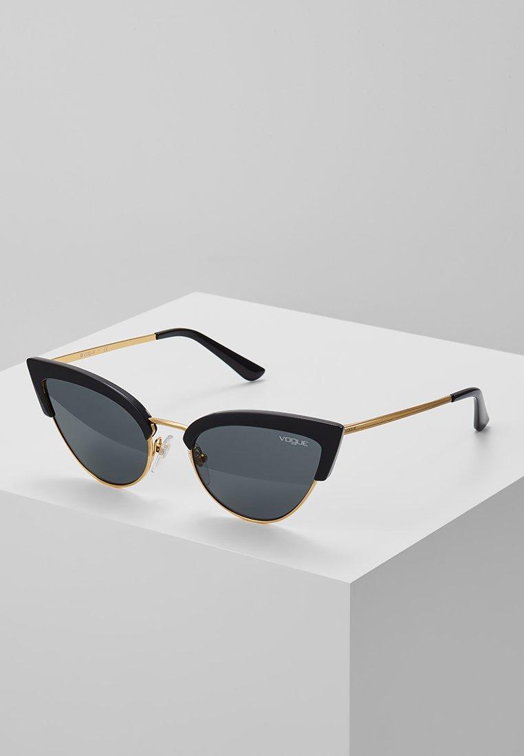 VOGUE Eyewear - Occhiali da sole - black/gold-coloured