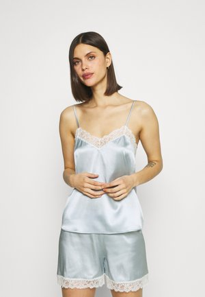 TOUCH SHORT  - Pyjama set - ice blue