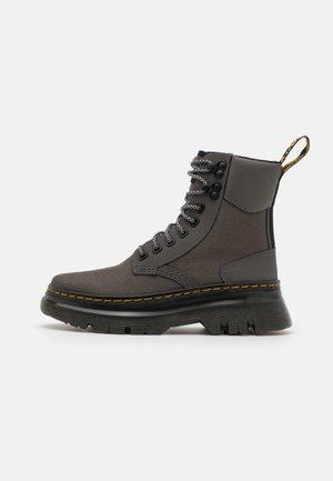 TARIK EXTRA TOUGH 50/50 UNISEX - Lace-up ankle boots - gunmetal