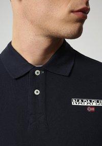 Napapijri - E-ICE - Poloshirt - blu marine - 2