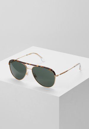 Sunglasses - goldgreen