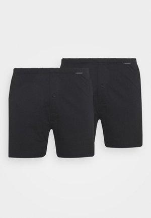 2 PACK  - Boxer shorts - schwarz