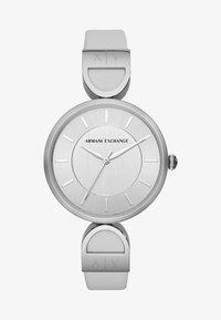 Armani Exchange - Horloge - silver/white - 1
